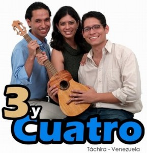 3 y cuatro